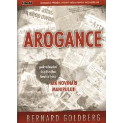 Bernard Goldberg: Arogance....