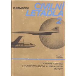 V. Němeček: Civilní letadla...