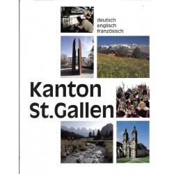 Kanton St. Gallen (německy,...