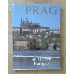 Prag im Herzen Europas