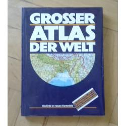 Grosser Atlas der Welt...