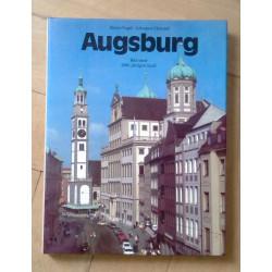 Augsburg. Bild einer...