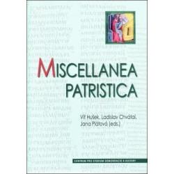 Miscellanea patristica...