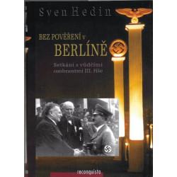 Sven Hedin - Bez pověření v...