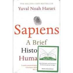 Yuval Noah Harari: Sapiens....
