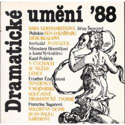 Dramatické umění 3/88