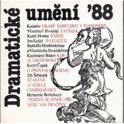 Dramatické umění 4/88