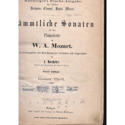 Notové zápisy - Sämmtliche...