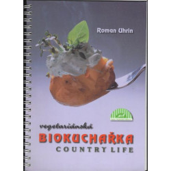Vegetariánská biokuchařka -...