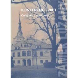 Konference 2001 - Český...