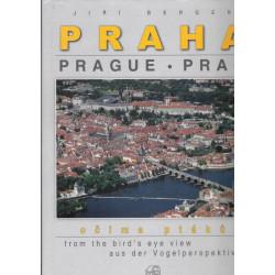 Praha očima ptáků - Jiří...