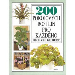 200 pokojových rostlin pro...