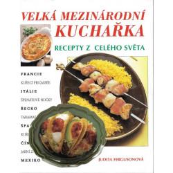 Velká mezinárodní kuchařka...