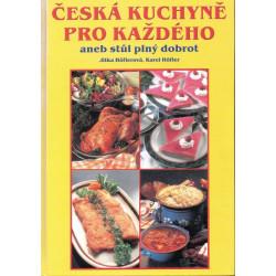 Česká kuchyně pro každého -...