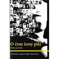O čem ženy píší - antologie