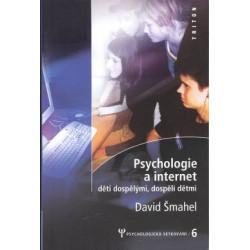 Psychologie a internet -...