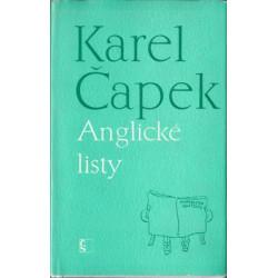 Anglické listy - Karel Čapek