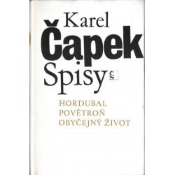 Karel Čapek - Hordubal  ...