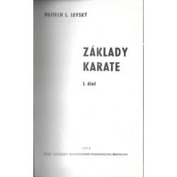 Základy karate I. + II. -...