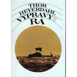 Výpravy Ra - Thor Heyerdahl