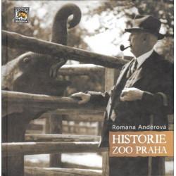 Historie ZOO Praha - Romana...