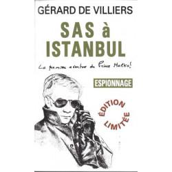 Sas a istanbul - Gérard de...