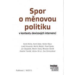 sborník textů: Spor o...