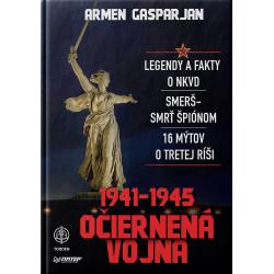1941 – 1945. OČIERNENÁ...