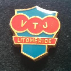 Odznak V. T. J. Litoměřice...