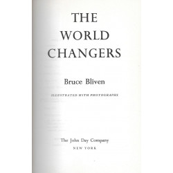 Bruce Bliven: The World...