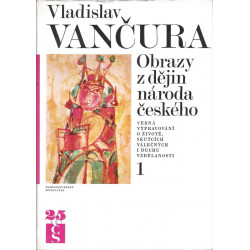 Vladislav Vančura: Obrazy z...
