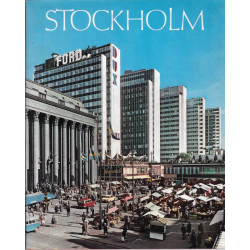 Stockholm. The City on the...