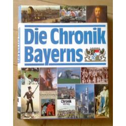 Die Chronik Bayerns...