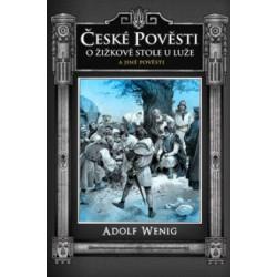 Adolf Wenig: České pověsti....